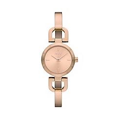 DKNY - Ladies rose bracelet watch