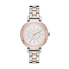 DKNY - Ladies Ellington rose gold watch