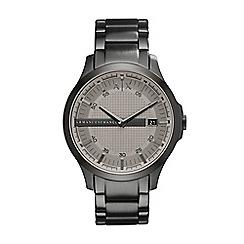 Armani Exchange - Mens Grey bracelet watch
