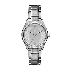 Armani Exchange - Ladies Steel bracelet watch