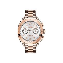 Coach - Ladies rose gold 'Tatum' watch