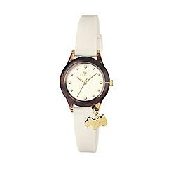 Radley - White silicone strap watch