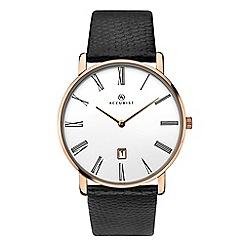 Accurist - Men's black watch 7183