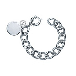 Tommy Hilfiger - Ladies stainless steel medallion bracelet2700474
