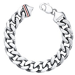 Tommy Hilfiger - Gents stainless steel chain bracelet2700261
