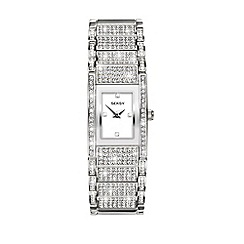 Sekonda - Ladies silver 'seksy' fashion watch 2582.39