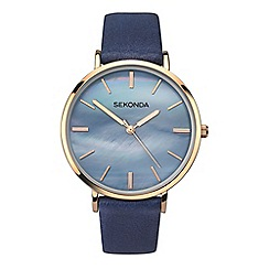 Sekonda - Ladies blue watch 2559.28