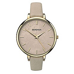 Sekonda - Ladies brown watch 2562.28