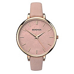 Sekonda - Ladies pink watch 2563.28