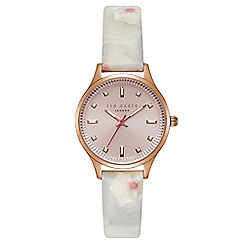 Ted Baker - Ladies multi-coloured 'Chelsea' analogue watch te50001002