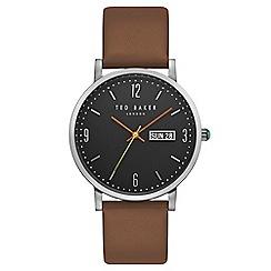 Ted Baker - Men's brown analogue watch te15196010