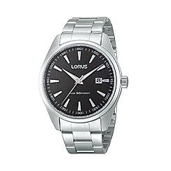 Lorus - Men's stainless steel watch rh999cx9