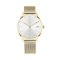 Tommy Hilfiger - Ladies gold 'Pippa' analogue bracelet watch 1781927