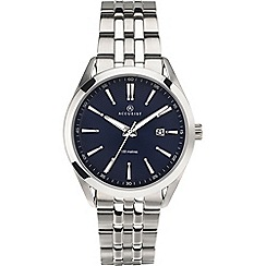 Accurist - Men's silver analogue bracelet watch 7220