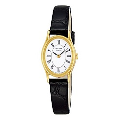 Pulsar - Ladies dress strap watch ppgd64x1