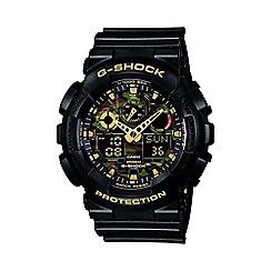 G-shock - Men's digital G-Shock watch ga-100cf-1a9er