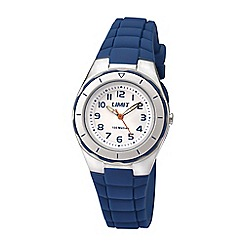 Limit - Kids blue strap watch 5587.24