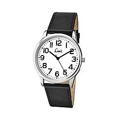 Limit - Men's silver coloured strap watch 5608.35