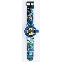 Batman - Boys batman multi projection watch bat13dc
