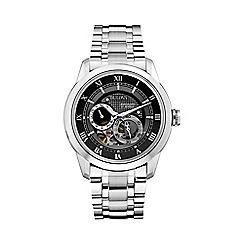 Bulova - Men's stainless steel bracelet watch 96a119
