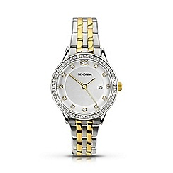 Sekonda - Ladies two-tone stainless steel bracelet watch 2388.28