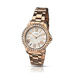 Sekonda - Ladies rose gold plated fashion watch 2358.28