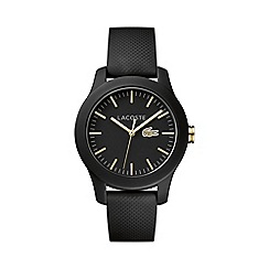 Lacoste - Ladies black strap watch 2000959