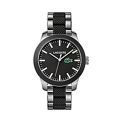 Lacoste - Men's black bracelet watch 2010890