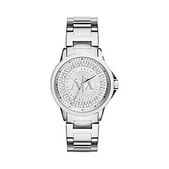 Armani Exchange - Stainless steel bracelet watch ax4320