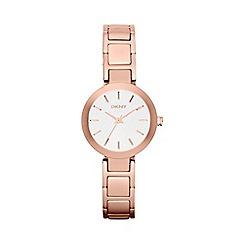DKNY - Ladies Rose Gold bracelet watch ny2400