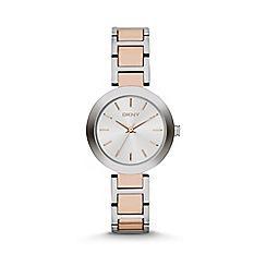 DKNY - Ladies Rose gold watch ny2402