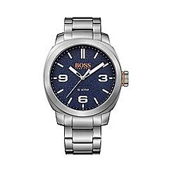 Boss Orange - Gents silver stainless steel watch 1513419