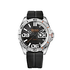 Boss Orange - Gents silicone strap watch 1513285