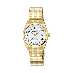 Pulsar - Ladies GP expanding bracelet watch ph7444x1