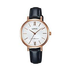 Lorus - Women's strap watch rg264lx9