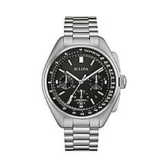 Bulova - Men's Stainless Steel Chronograph bracelet watch 96b258