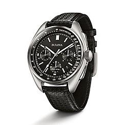Bulova - Men's Stainless Steel Chronograph strap watch 96b251