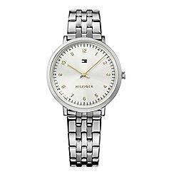 Tommy Hilfiger - Ladies stainless steel 2 hand bracelet watch