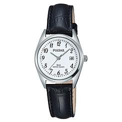 Pulsar - Ladies stainless steel strap watch