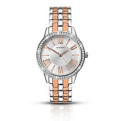 Sekonda - Ladies two-tone watch