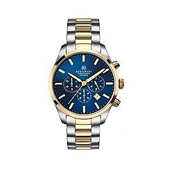 Accurist - Men's two tone bracelet watch