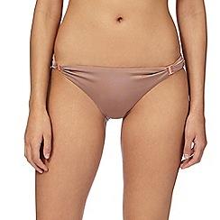 Reger by Janet Reger - Blush bikini bottoms