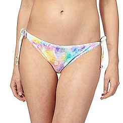 Floozie by Frost French - Multi-coloured sequin bikini bottoms