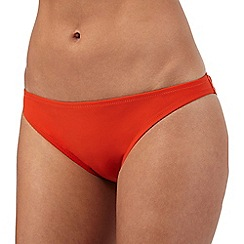 J by Jasper Conran - Orange bikini briefs