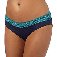 Beach Collection - Multi-coloured bikini bottoms