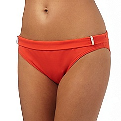 Beach Collection - Red fold bottoms