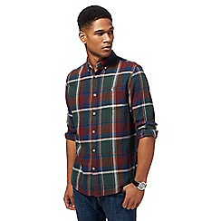 RJR.John Rocha - Big and tall multi-coloured checked shirt
