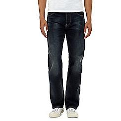 RJR.John Rocha - Designer dark blue regular leg jeans