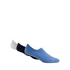 Calvin Klein - 3 pack assorted non-slip heel shoe liners
