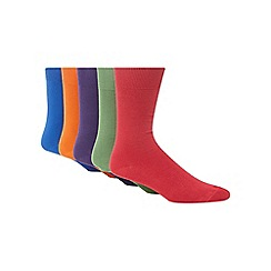 Freshen Up Your Feet - Pack of five assorted socks